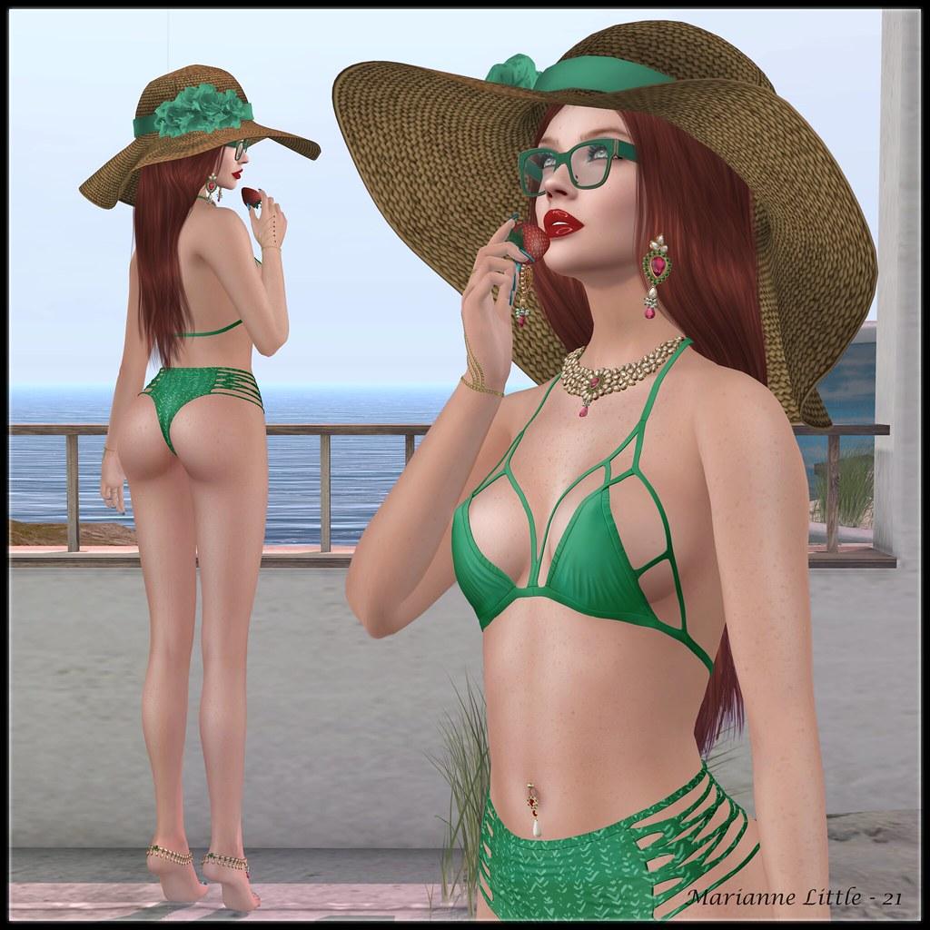52 Weeks of Color Challenge Revisited - Emerald