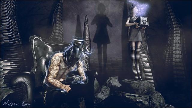 Minotaur and Pandora