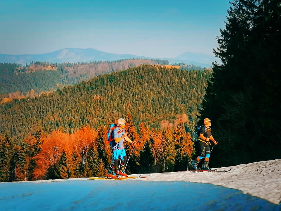 Ze Soláně kolem jezer Javorníky - Valašsko Tschechien foto 07