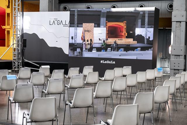 'La Gala', presentación 'Anuario 2021' de Informe Cotec