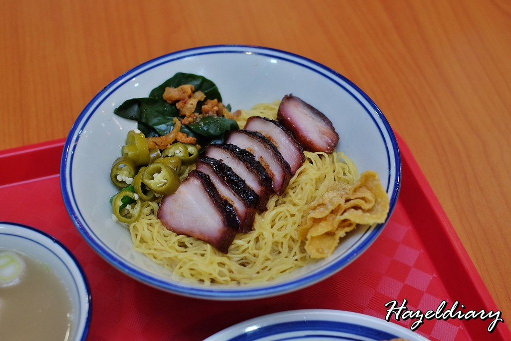 Laifabar- Bu Jian Dan Char Siew Noodles-Premium