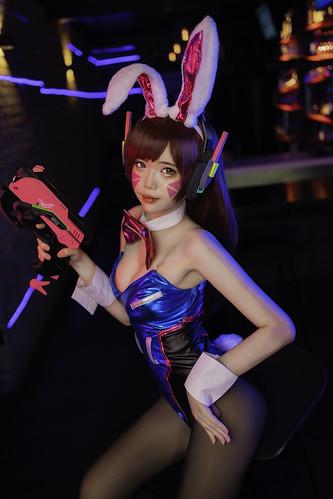 D.Va Bunny Suit