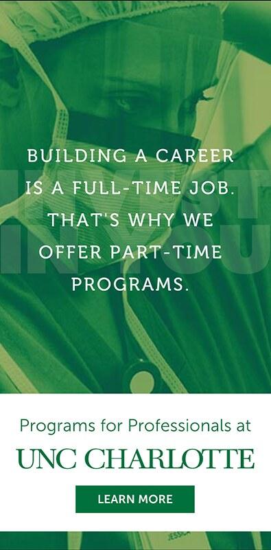 Digital ads: Professional Programs Summer Campaign