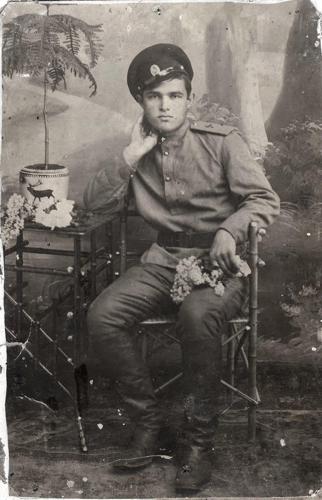 1915. С.У. Матовников.