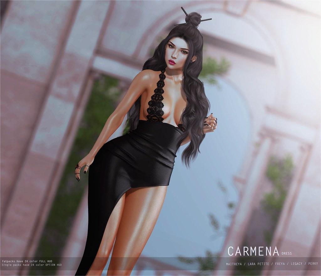 {le fil cassé} Carmena Dress for Uber