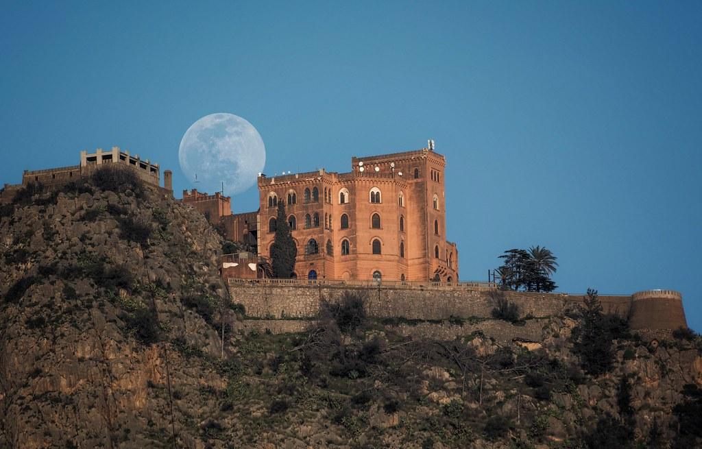 Utveggio Castle (Palermo)