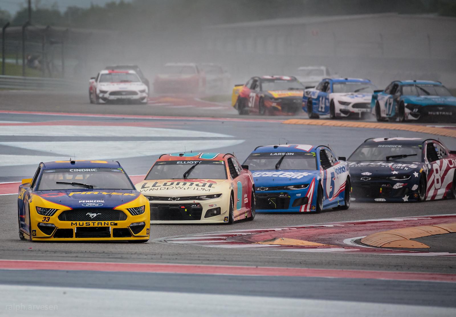 NASCAR Cup Series | Texas Review | Ralph Arvesen