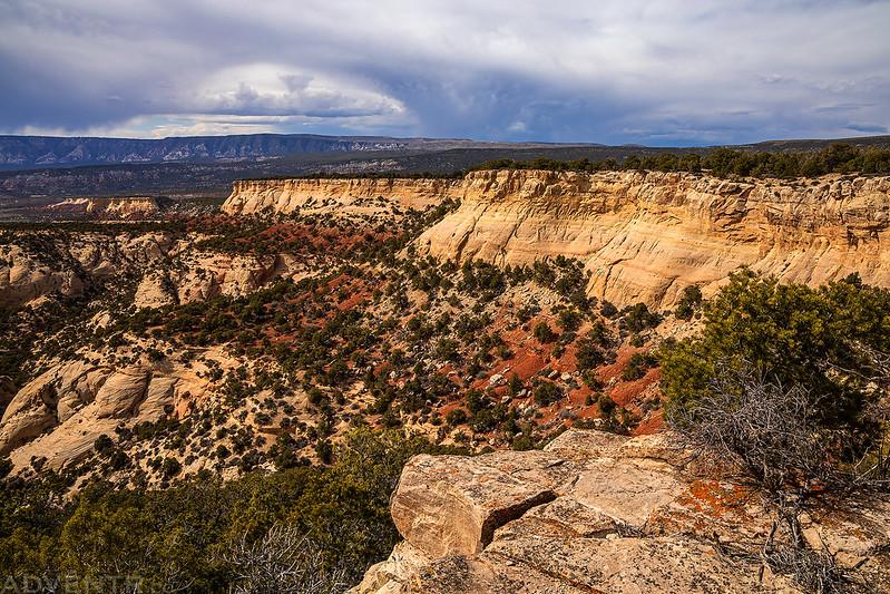 Bull Canyon Rim Overlook