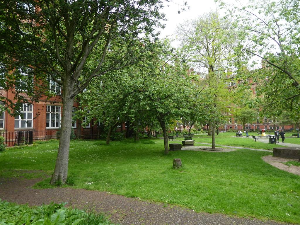 Sackville Gardens, Manchester