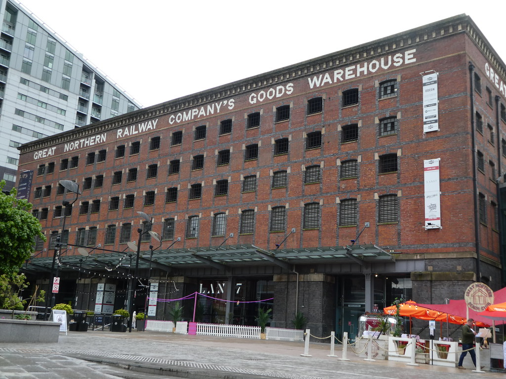 Great Northern Railway Warehouse, Manchester
