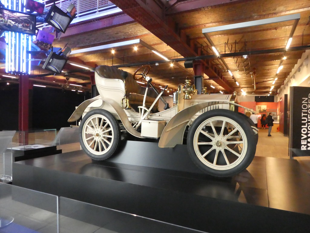 1902 Rolls-Royce, Manchester Museum of Science & Industry