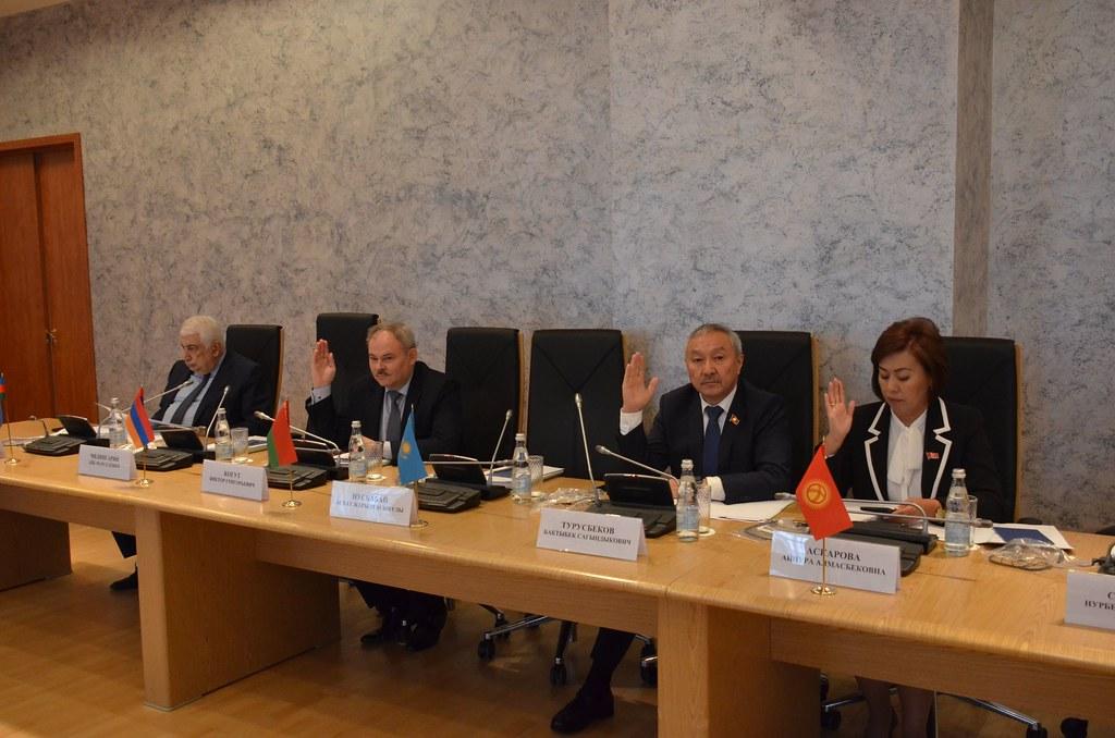 26.05.2021 Participarea deputatului Radu Mudreac, președintele Comisiei agricultură și industrie alimentară, membrul delegației naționale la AIP CSI, la Reuniunea Comisiei permanente AIP CSI pentru politică agrară, resurse naturale și ecologie
