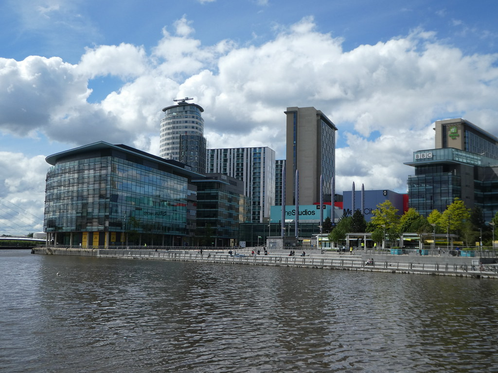 Media CityUK, Manchester