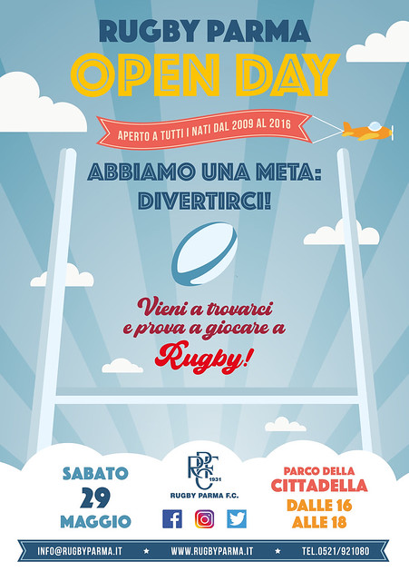 Open Day 29.05.21