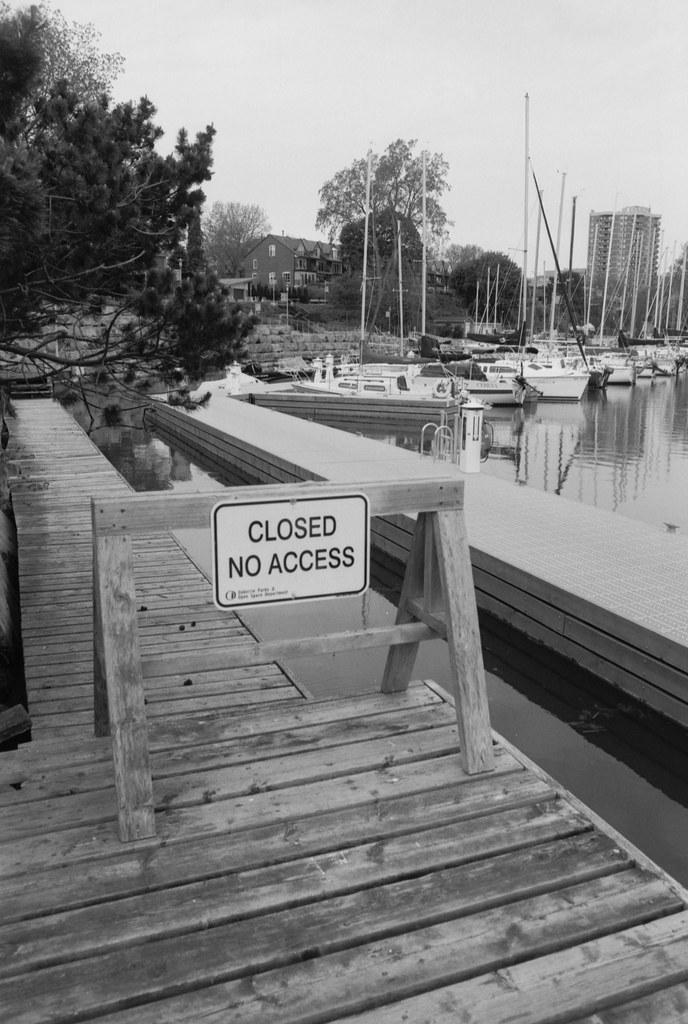 Still Closed No Access_
