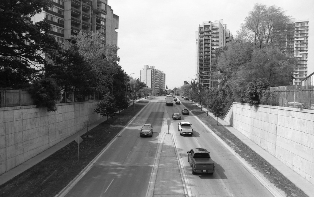 Sppers Road Over Queen Mary Bvld_