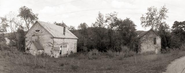 First Baptist Church of Goshen panorama