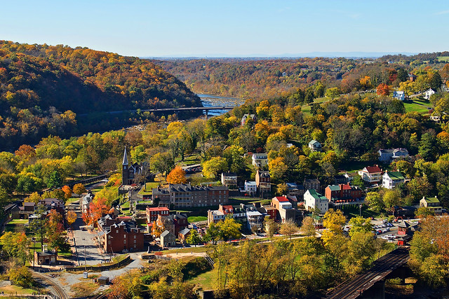 Historical Harpers Ferry ©