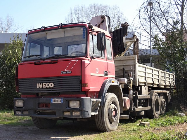 1992 Iveco 240-36 TurboTech