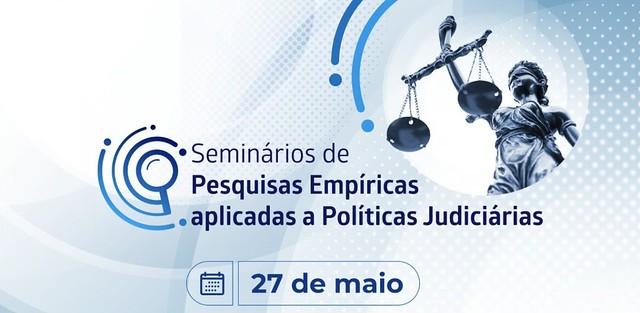 27/05/2021 Seminário de Pesquisas Empíricas aplicadas a Políticas Judiciárias: Conflitos fundiários coletivos urbanos e rurais: uma visão das ações possessórias de acordo com o impacto do Novo Código de Processo Civil