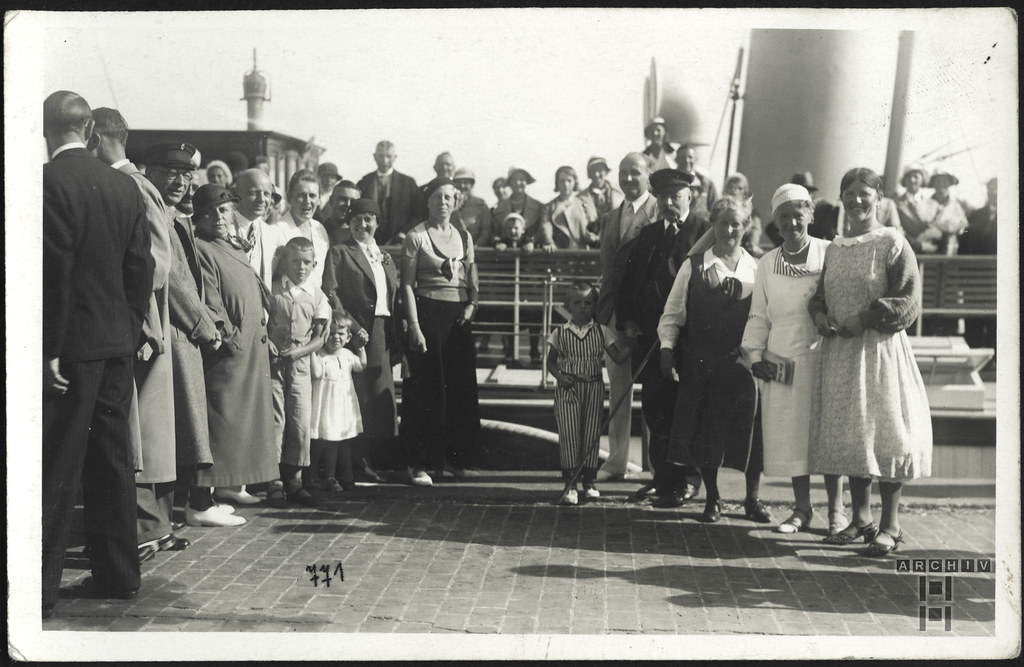 ArchivTappen233A958 Hafenfoto, 1930er