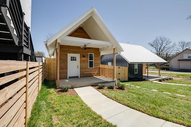 A Rural Studio home