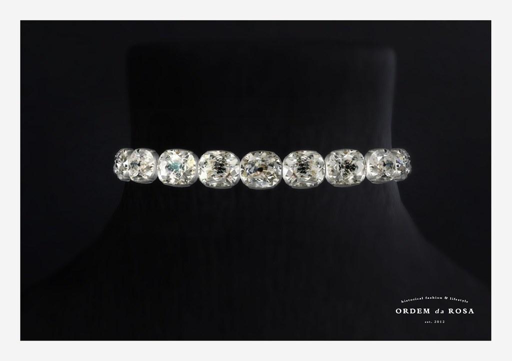 Ordem da Rosa – Diamond Choker (Free Gift!)