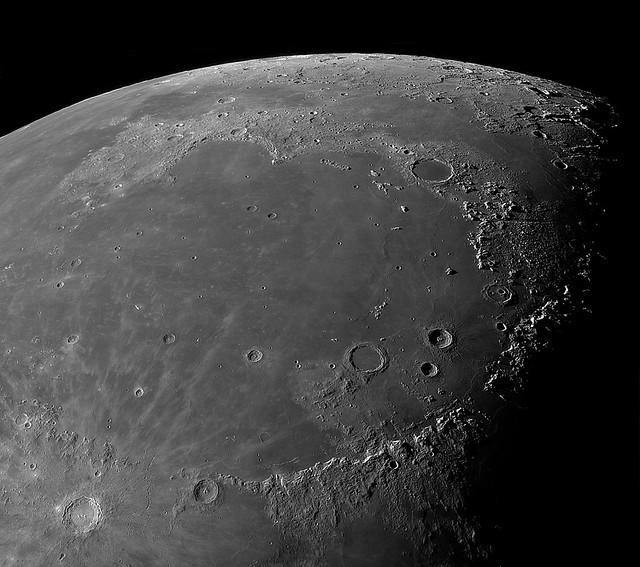 Mare Imbrium Hi-Resolution Mosaic - June 30, 2013