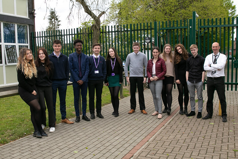 Our Year 13 Leavers May 2021