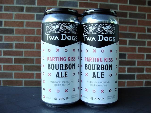 Parting Kiss Bourbon Ale