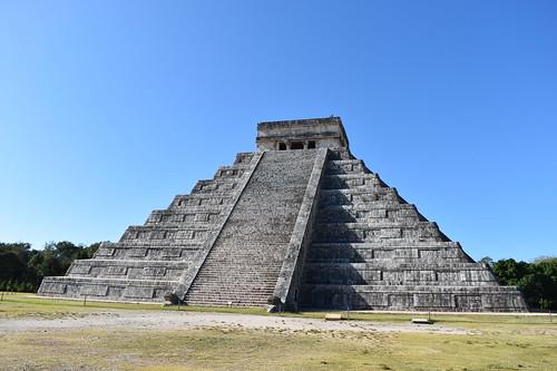 Chichén Itzá, YU, Mexico