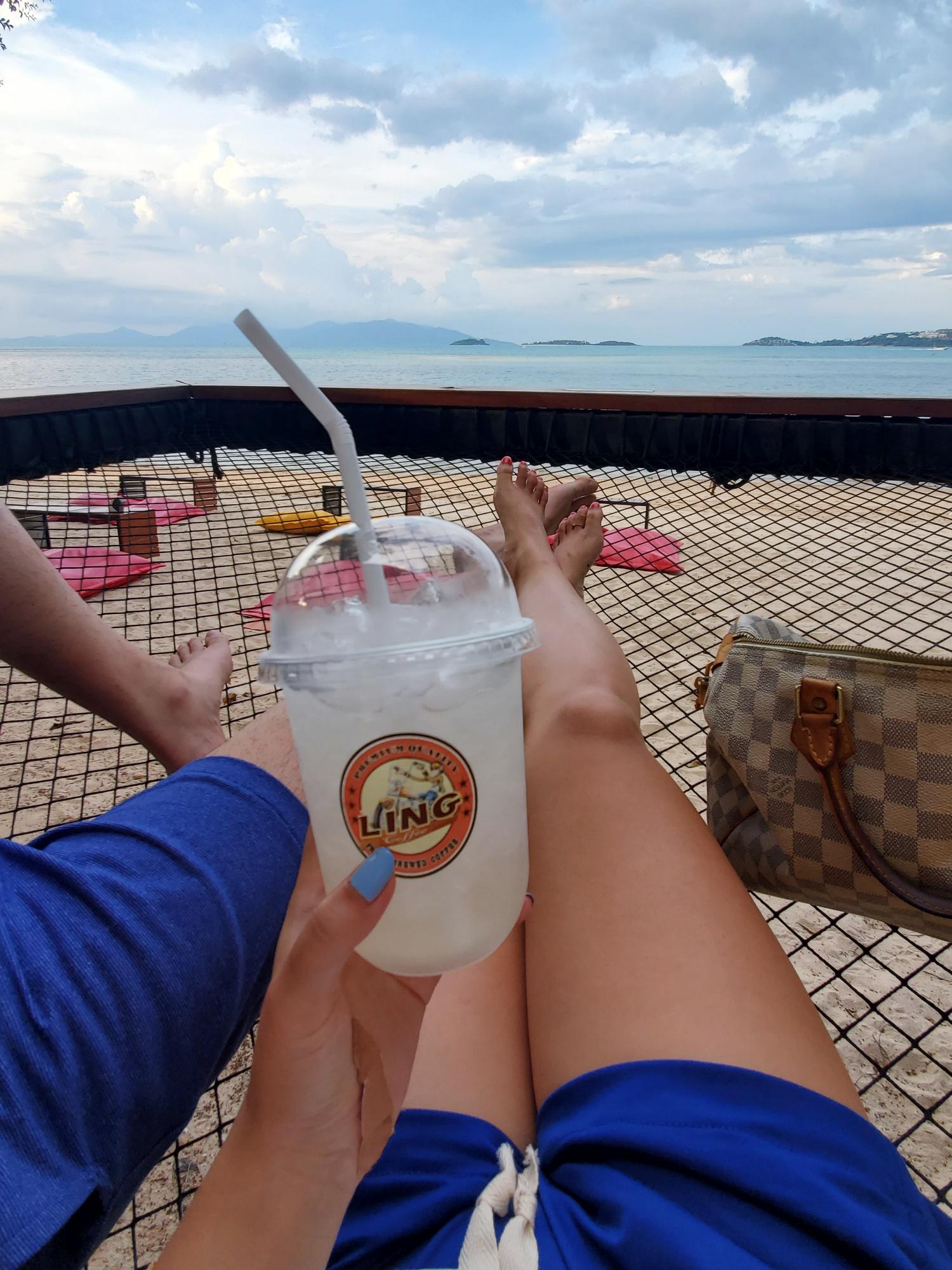 Ling Coffee Koh Samui
