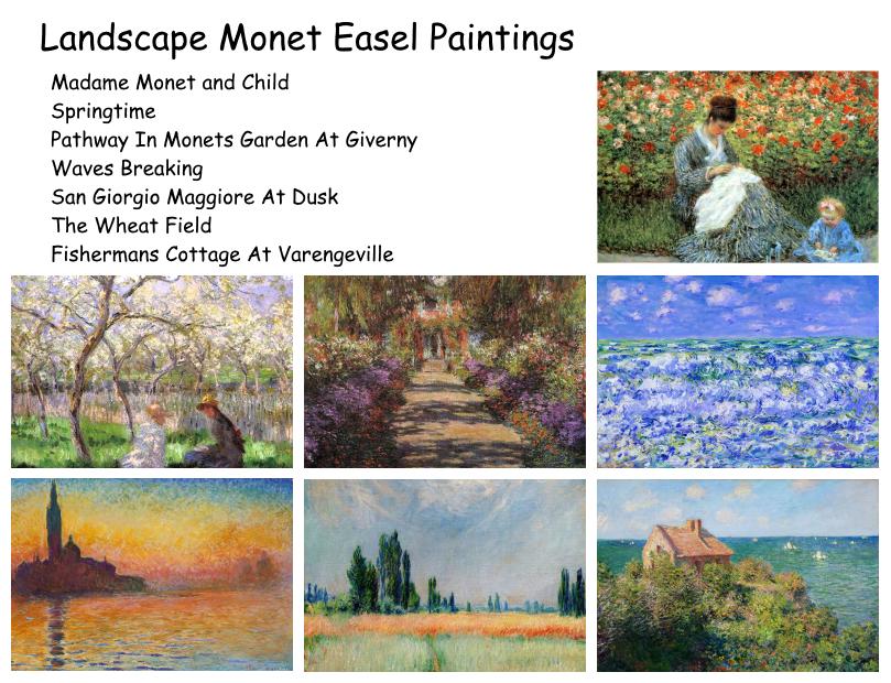 Landscape Monet