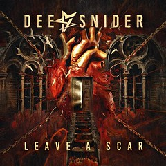Album Review: Dee Snider - Leave A Scar