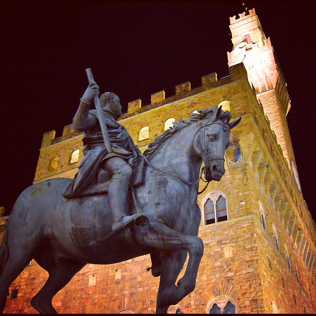 Cosimo I & Palazzo Vecchio