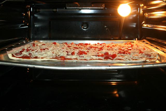 09 - Bake in oven / Im Ofen backen