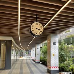 旧東横線跡 渋谷ブリッジ