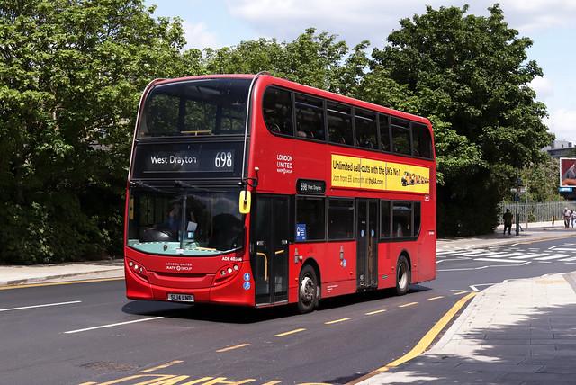 Route 698, London United, ADE40306, SL14LND