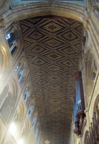 Wooden Vaulting, Peterborough Cathedral