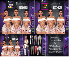 Weekend Sales @ Dripz Couture