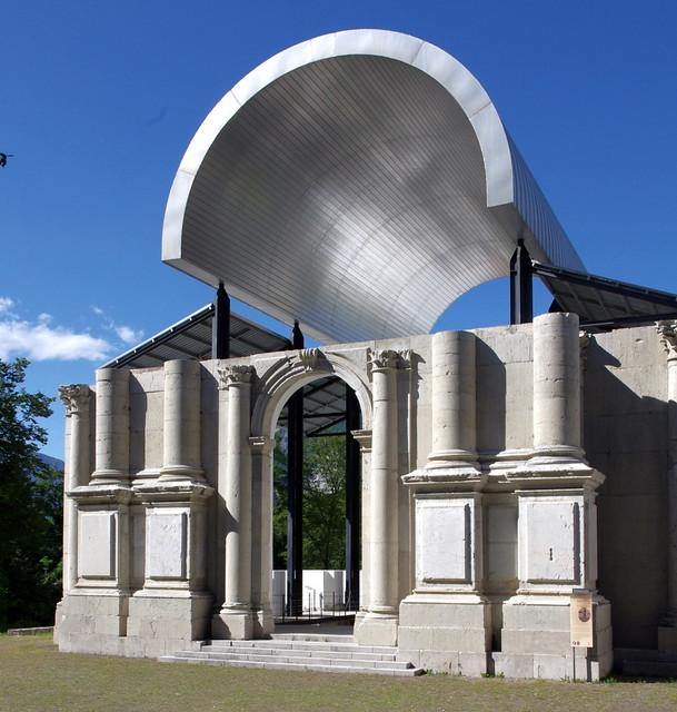 chiesa di s. Pietro - fortezza di Osoppo