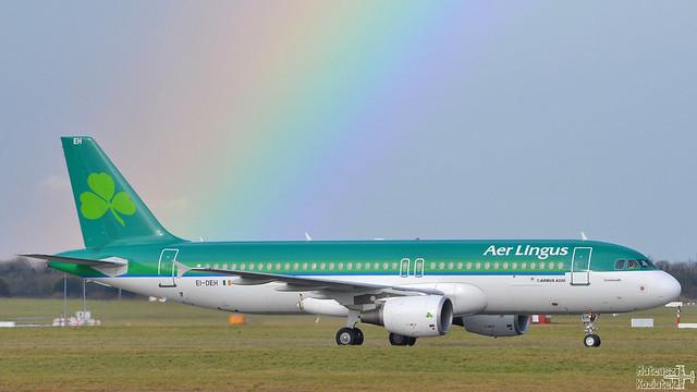 Aer Lingus 🇮🇪 Airbus A320-200 EI-DEH