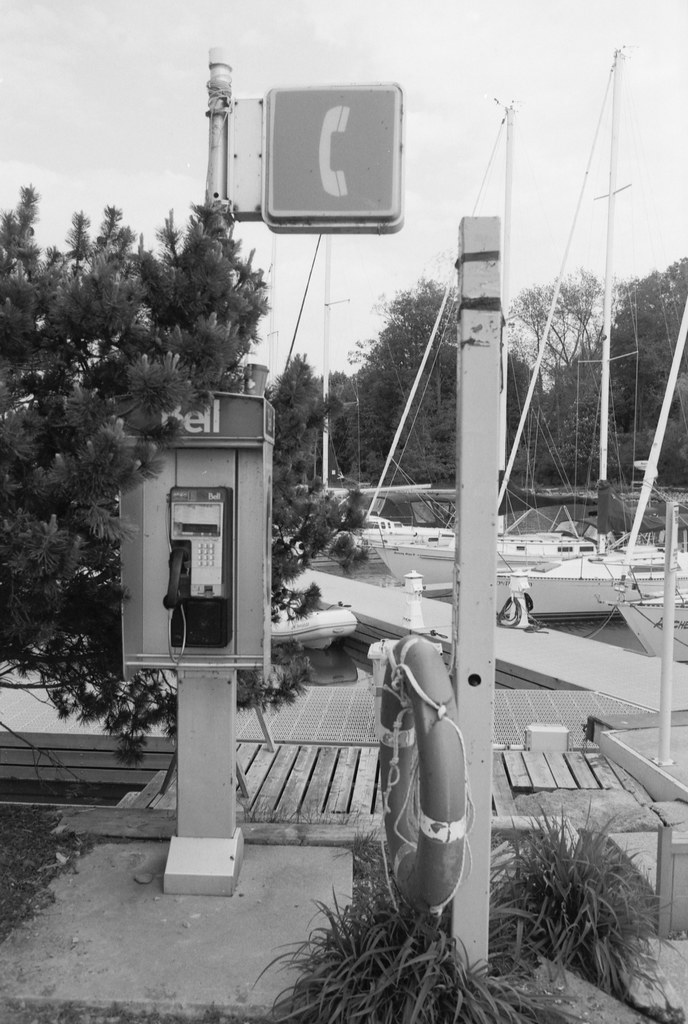 Harbour Pay Phone