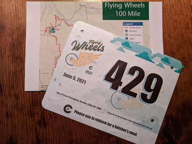 Flying Wheels Registration