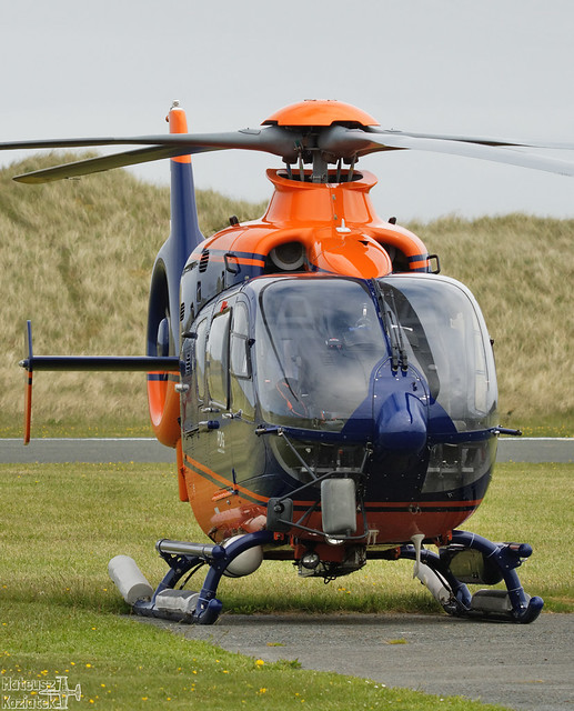 PDG Helicopters Eurocopter EC 135T2+ G-GLAA