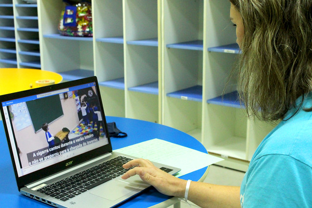 Mostra Pedagógica - Educação Infantil 2021 - Professora Ana Maria
