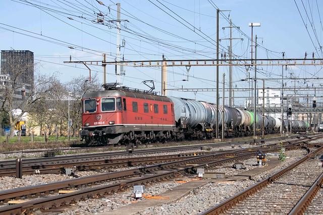 SBB Re 6/6 620 053 Pratteln