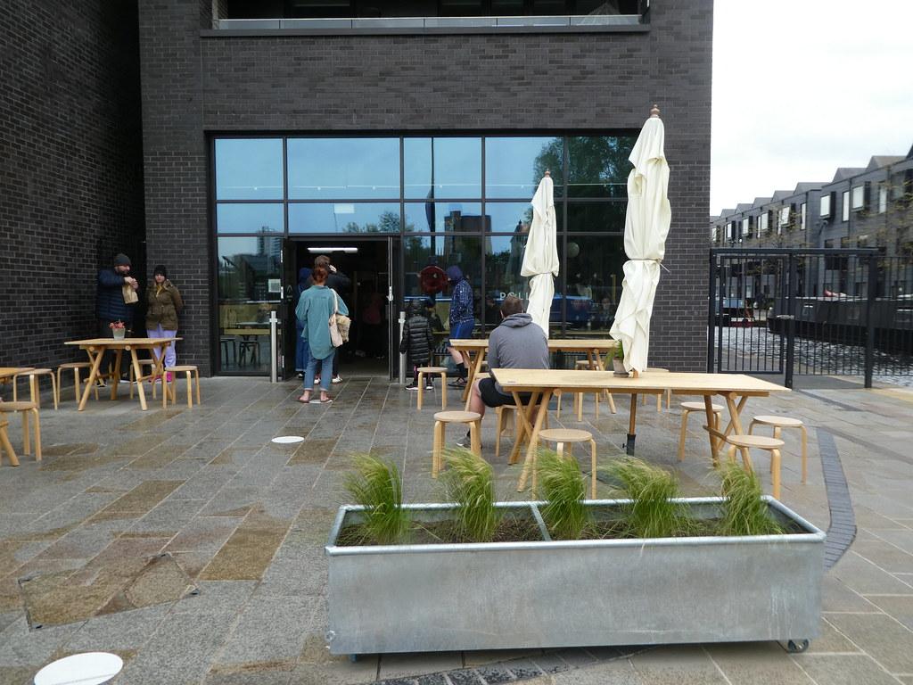 Pollen Bakery & Cafe, New Islington, Manchester