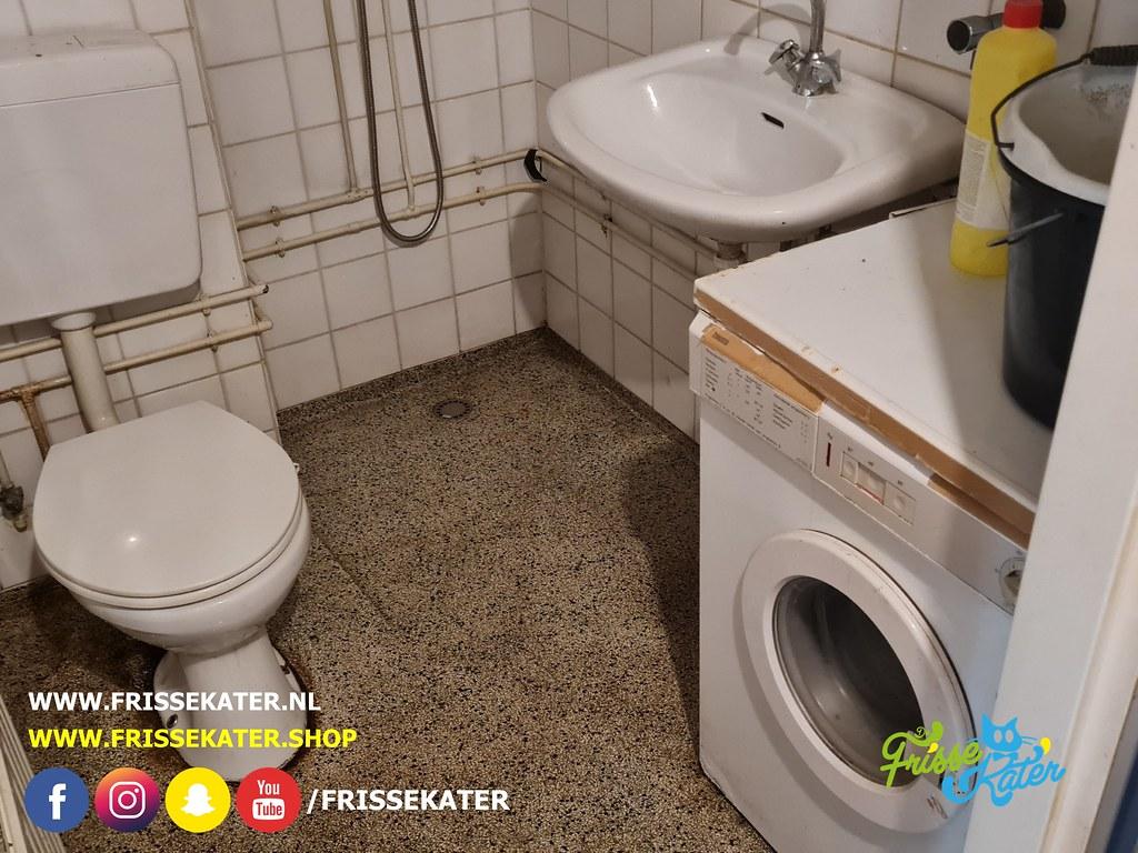 Extreme vervuiling schoonmaak / Gross filth cleanup 17 - Schoonmaakbedrijf Frisse Kater