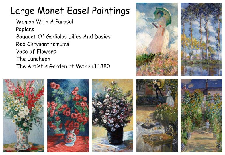 Large Monet